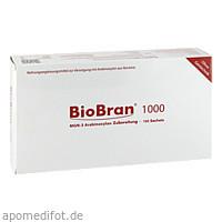 BioBran 1000 Pulver, 105 ST, BMT Braun GmbH