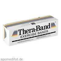 Thera-Band Übungsband 5.50m rot-mittel stark, 1 ST, Ludwig Artzt GmbH