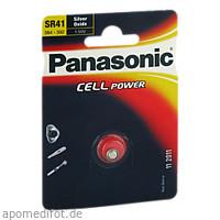 Batterie Knopfzelle 1.55V SR 41 W/392, 1 ST, Vielstedter Elektronik