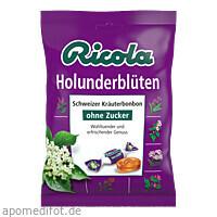 Ricola oZ Holunderblüten, 75 G, Queisser Pharma GmbH & Co. KG
