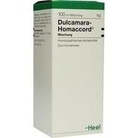 DULCAMARA HOMACCORD, 100 ML, Biologische Heilmittel Heel GmbH