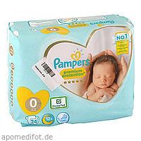 Pampers Micro, 24 ST, Halajot Einkaufs OHG