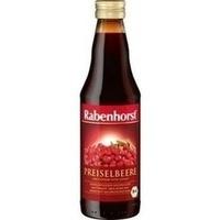 Rabenhorst Preiselbeer Muttersaft, 330 ML, Haus Rabenhorst O. Lauffs GmbH & Co. KG