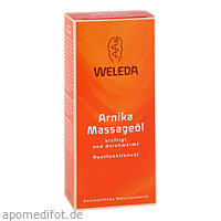 WELEDA ARNIKA Massage-Öl, 200 ML, Weleda AG