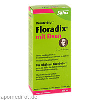 Floradix mit Eisen, 250 ML, Salus Pharma GmbH