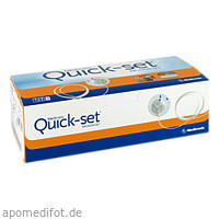 PARADIGM QUICKSET 6mm 80cm, 10 ST, Medtronic GmbH