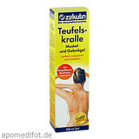 Zirkulin Teufelskralle Muskel- und Gelenkgel, 125 ML, DISTRICON GmbH