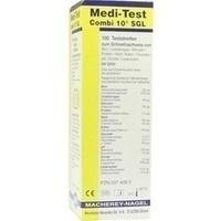 Medi-Test Combi 10 SGL, 100 ST, Macherey-Nagel GmbH & Co. KG
