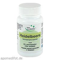 Heidelbeer-Augen Tabletten, 60 ST, G & M Naturwaren Import GmbH & Co. KG