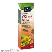Kneipp Intensiv Wärme Balsam mit Arnika, 100 ML, Kneipp GmbH