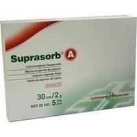 Suprasorb A Ca-Alginattamponade 30cm 2g, 5 ST, Lohmann & Rauscher GmbH & Co. KG