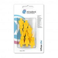 miradent I Prox CHX gelb (6er), 6 ST, Hager Pharma GmbH