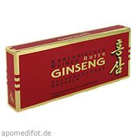 Koreanischer Reiner Roter Ginseng Pulverextrakt, 90 ST, Kgv Korea Ginseng Vertriebs GmbH