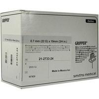Gripper-Punktionsnadel TOTM 22x19.0, 12 ST, Smiths Medical Deutschland GmbH