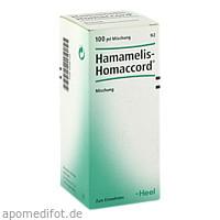 HAMAMELIS HOMACCORD, 100 ML, Biologische Heilmittel Heel GmbH
