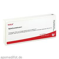 Apis/Levisticum I, 10X1 ML, Wala Heilmittel GmbH