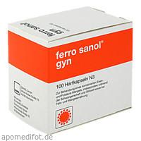 Ferro Sanol gyn, 100 ST, UCB Pharma GmbH