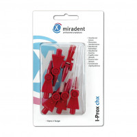 miradent I Prox CHX bordeaux (6er), 6 ST, Hager Pharma GmbH