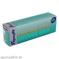 Xenofit second skin Hirschtalg Sportcreme, 125 ML, Xenofit GmbH
