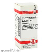 Pulsatilla D 2, 10 G, Dhu-Arzneimittel GmbH & Co. KG