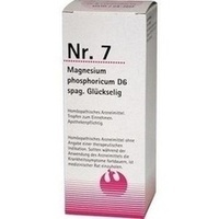 Nr. 7 Magnesium phosphoricum D6 spag. Glückselig, 100 ML, Phönix Laboratorium GmbH