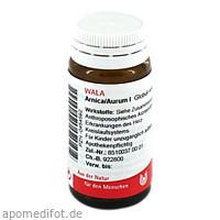 ARNICA/AURUM I, 20 G, Wala Heilmittel GmbH