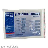 Bettschutzeinlage 90x100 Folie/Frottee, 1 ST, Dr. Junghans Medical GmbH