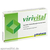 Virivital (Nahrungsergänzungsmittel), 60 ST, Ruhrpharm AG
