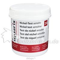 Nickel-Test sensitiv, 20 ST, Squarix GmbH