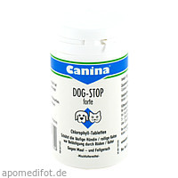 DOG-STOP-Dragees forte vet., 60 ST, Canina Pharma GmbH