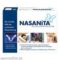 Nasanita Nasenschmetterling, 1 ST, Sidroga Gesellschaft Für Gesundheitsprodukte mbH