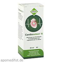 Cardioselect N Mischung zum Einnehmen, 30 ML, Dreluso-Pharmazeutika Dr.Elten & Sohn GmbH