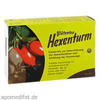 HEXENTURM BLUETENTEE HARNSÄURELÖSER TEE, 180 G, Alexander Weltecke GmbH & Co. KG