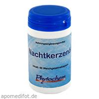 Nachtkerzenöl 500mg, 60 ST, Phytochem Nutrition Ug (Haftungsbeschränkt)