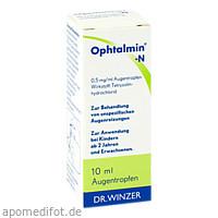 Ophtalmin-N, 10 ML, Dr. Winzer Pharma GmbH