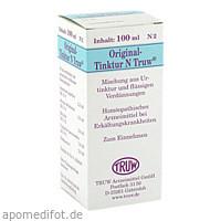 ORIGINAL-TINKTUR N TRUW, 100 ML, Med Pharma Service GmbH