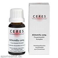 CERES Alchemilla comp., 20 ML, Ceres Heilmittel GmbH