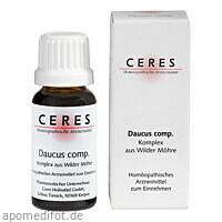 CERES Daucus comp., 20 ML, Ceres Heilmittel GmbH