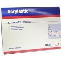 ACRYLASTIC 2.5mx6cm, 12 ST, Bsn Medical GmbH