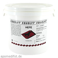 EQUOLYT Enzym Hefe, 3 KG, Canina Pharma GmbH
