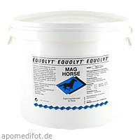 EQUOLYT Mag Horse, 3 KG, Canina Pharma GmbH