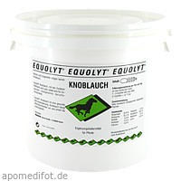 EQUOLYT Knoblauch, 3 KG, Canina Pharma GmbH