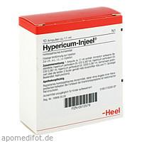 HYPERICUM INJ, 10 ST, Biologische Heilmittel Heel GmbH