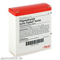 HYPOPHYSIS SUIS INJ FO ORG, 10 ST, Biologische Heilmittel Heel GmbH