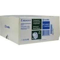 Esteem geschlossener Beutel transparent mittel 30, 30 ST, Convatec (Germany) GmbH