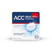 ACC akut 600 Hustenlöser Brausetabletten, 40 ST, HEXAL AG