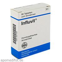 INFLUVIT, 80 ST, Dhu-Arzneimittel GmbH & Co. KG