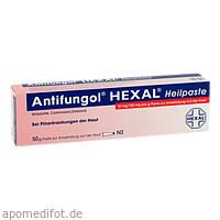 Antifungol HEXAL Heilpaste, 50 G, HEXAL AG