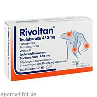Rivoltan, 100 ST, Hermes Arzneimittel GmbH