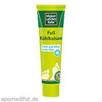 Allgäuer LK Fuß Kühlbalsam, 50 ML, Dr. Theiss Naturwaren GmbH